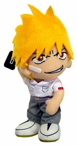 Bleach 7 Inch Series 3 Plush Ichigo [White Shirt]