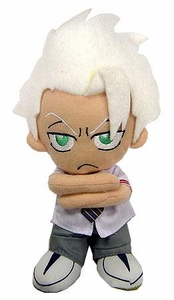 Bleach 7 Inch Series 3 Plush Toushirou [White Shirt]