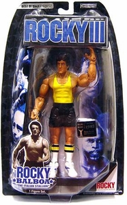 Jakks Pacific Best of Rocky Series 2 Action Figure Rocky Balboa [Beach Training Gear from Rocky III]