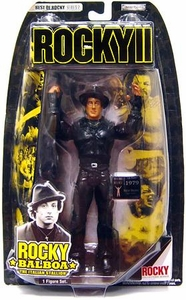 Jakks Pacific Best of Rocky Series 2 Action Figure Rocky Balboa [The Italian Stallion from Rocky II]