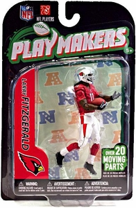McFarlane Toys NFL Playmakers Series 3 Action Figure Larry Fitzgerald (Arizona Cardinals)