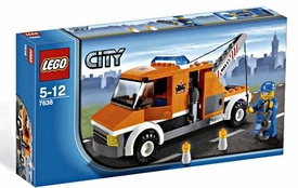 LEGO City Set #7638 Tow Truck