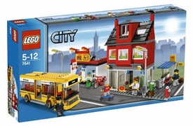 LEGO City Set #7641 City Corner