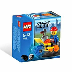 LEGO City Set #5620 Street Cleaner
