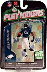 McFarlane Toys NFL Playmakers Series 3 Action Figure LeSean McCoy (Philadelphia Eagles)
