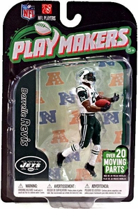 McFarlane Toys NFL Playmakers Series 3 Action Figure Darrelle Revis (New York Jets)