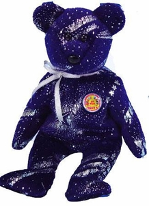 Ty November 2004 Beanie Baby of the Month Astra the Bear