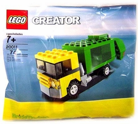 LEGO Creator BrickMaster Exclusive Set #20011 Garbage Truck[Bagged]