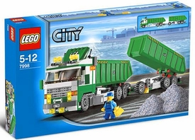 LEGO City Set #7998 Classic Truck [Heavy Hauler]