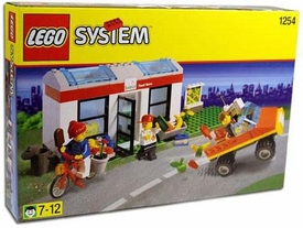 LEGO System City Set #1254 Shell Convenience Store