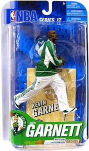 McFarlane Toys NBA Sports Picks Series 17 [2009 Wave 2] Action Figure Kevin Garnett (Boston Celtics) Green Jersey