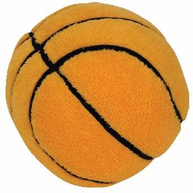 Ty Pluffies Plush Basketball
