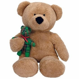 Ty Pluffies Plush Beary Merry the Bear