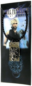 Final Fantasy VII Advent Children Accessories Cloud Strife's Metal Insignia Dog Tag