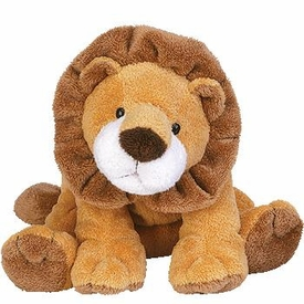 Ty Pluffies Plush Catnap the Lion