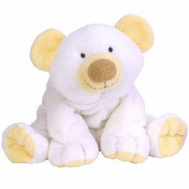 Ty Pluffies Plush Cloud the Polar Bear