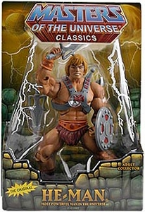 He-Man Masters of the Universe Classics Exclusive Action Figure He-Man