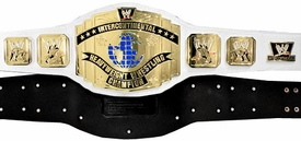 WWE Wrestling Replica Belt Commemorative Intercontinental Championship [White]