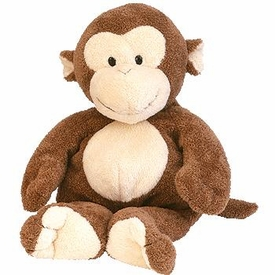 Ty Pluffies Plush Large Dangles the Monkey