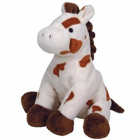 Ty Pluffies Plush Gallops the Horse