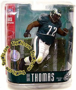 McFarlane Toys NFL Sports Picks Series 15 Action Figure William Thomas (Philadelphia Eagles) Surprise Chase Piece!
