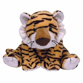 Ty Pluffies Plush Growlers the Tiger