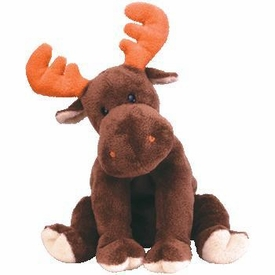 Ty Pluffies Plush Lumpy the Moose