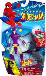 Spectacular Spider-Man Animated Series 1 Action Figure Green Goblin
