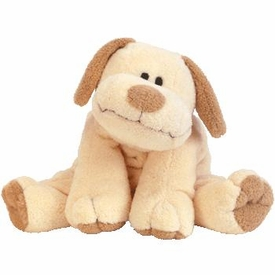 Ty Pluffies Plush Plopper the Dog
