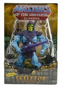 He-Man Masters of the Universe Classics Exclusive Action Figure Skeletor