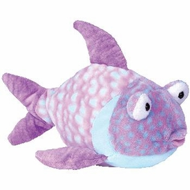 Ty Pluffies Plush Googly The Fish