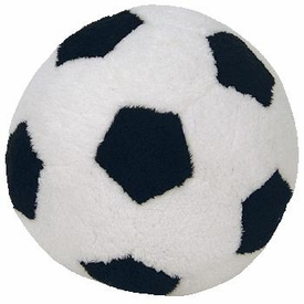 Ty Pluffies Plush Soccerball