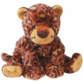 Ty Pluffies Plush Pokey the Leopard