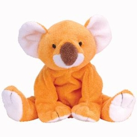 Ty Pluffies Plush Pookie the Orange Koala