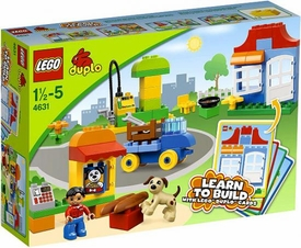 LEGO DUPLO Set #4631 Bricks & More My First Build