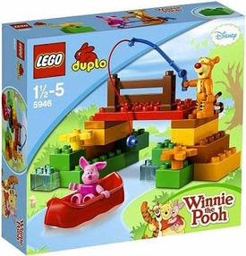 LEGO DUPLO Winnie the Pooh Set #5946 Tiggers Expedition