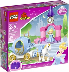 LEGO DUPLO Disney Princess Set #6153 Cinderella's Carriage