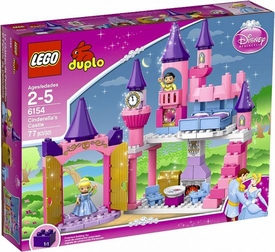 LEGO DUPLO Disney Princess Set #6154 Cinderella's Castle