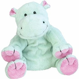Ty Pluffies Plush Tubby the Hippo