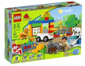 LEGO DUPLO Brick Themes Set #6136 My First Zoo