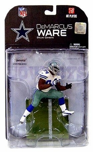 McFarlane Toys NFL Sports Picks Series 18 [2008 Wave 2] Action Figure DeMarcus Ware (Dallas Cowboys)