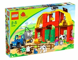 LEGO DUPLO LEGO Ville Set #5649 Big Farm