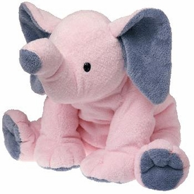 Ty Pluffies Plush Winks the Pink Elephant