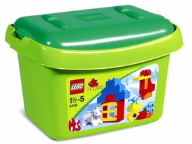 LEGO DUPLO LEGO Ville Set #5416 Green Brick Box