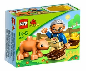 LEGO DUPLO LEGO Ville Set #5643 Little Piggy