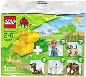 LEGO DUPLO LEGO Ville Set #30060 Preschool Building Toy [Bagged]