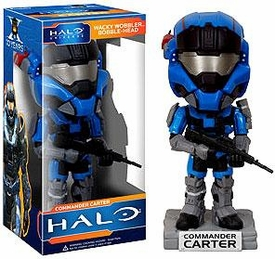 Funko Halo Universe Bobble Head Commander Carter
