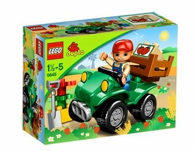 LEGO DUPLO LEGO Ville Set #5645 Farm Bike