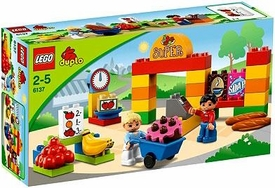 LEGO DUPLO Set #6137 My First Supermarket