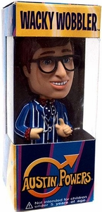 Funko Austin Powers Wacky Wobbler Bobble Head Mini Austin Powers
